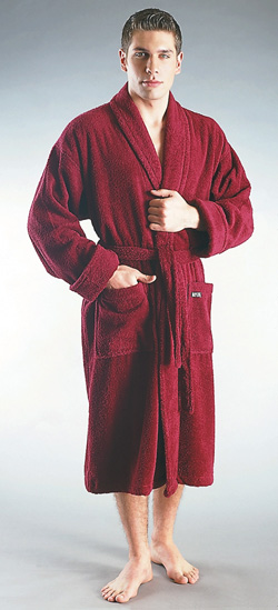 noble bathrobe - Mens Bathrobes